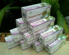 3box =75 teabags Mangosteen Tea (Garcinia Mangostana)-100% Natural Herb Drink T3