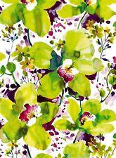 Viva i fiori floreale dipinto Foto Carta Da Parati Murale Parete Astratto 184x254cm