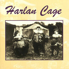 HARLAN CAGE S/T Self-titled Debut [MTM] 1996 ~SEALED~ FORTUNE, 101 SOUTH, AOR