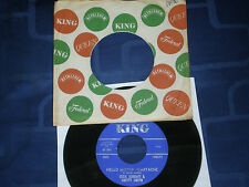 """CECIL SURRATT & SMITTY SMITH -MY SHOES MUST HAVE FOLLOWED YOU- USA KING LABEL 7"""""""