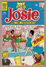 Josie and the Pussycats #48 Racey Cover Early Pussycats