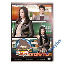 """""""BUY 5 GET 1 FREE""""  Angry Mom Korean Drama (4DVDs) GOOD_ENG SUBS"""