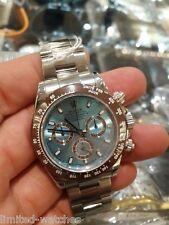 Rolex 116520 Daytona Steel Mens Watch, In Steel,With Blue Dial & Ceramic Bezel