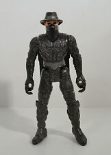 """1994 Bullet-Proof Shadow 5.25"""" Kenner Advance Movie Action Figure DC Comics"""