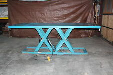 Lift Tables Hydraulic