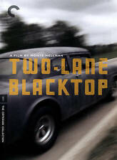 Two-Lane Blacktop (DVD, 2015, 2-Disc Set, Criterion Collection)