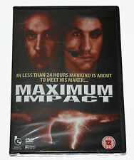 MAXIMUM IMPACT - DVD - NEW SEALED BOX