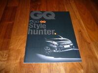 Fiat 500 GQ Prospekt 07/2013