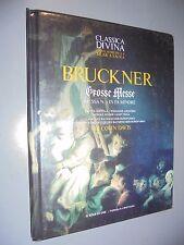 N° 19 CLASSICA DIVINA CD BRUCKNER GROSSE MESSE MESSA N.3 IN FA MINORE