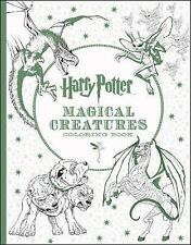 Harry Potter: Harry Potter - Magical Creatures Coloring Book Bk. 2 (2016, Paperb