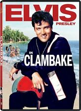 CLAMBAKE New Sealed DVD Elvis Presley