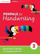 Penpals for Handwriting Year 2 Teacher's Book, Ruttle, Kate, Budgell, Gill, Very