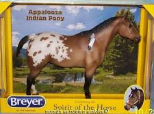 Breyer Model Horses Buckskin Appaloosa Indian Pony