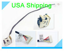 DC power jack in cable harness for HP PAVILION G72-B62US G72-b66US G72-b80SB