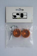 Savage Componentes Barra H Pieza 22.2mm Aleación Naranja
