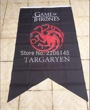 3X5ft Game of Thrones Winter Comes House targaryen Family Banner Flag 90X150CM