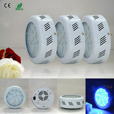 UFO 25X3W All Blue 460nm Led Grow Plant Light For Indoor Plant Veg Stage