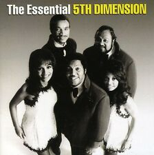 Essential Fifth Dimension - Fifth Dimension (2011, CD NEUF)2 DISC SET