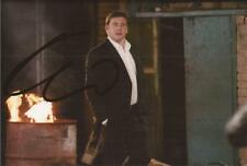TORCHWOOD: KAI OWEN 'RHYS WILLIAMS' SIGNED 6x4 ACTION PHOTO+COA