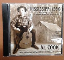 Mississippi 1930: A Fictional Journey To the Land Where the Blues Began Used CD