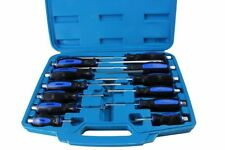 BERGEN 12pc GO-THROUGH SCREWDRIVERS SET B1535