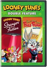 Looney Tunes: Stranger Than Fiction / Bugs Bunny - 2 DISC SET (2017, DVD New)
