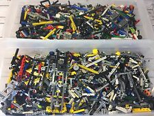 2 Pounds Of Random Technic Lego Beams, Connectors, Gears Etc. No Bionicle