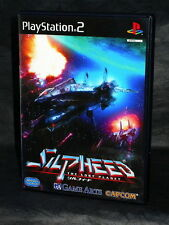 PS2 Silpheed The Lost Planet Japan