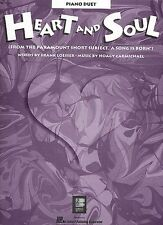 Heart and Soul Piano Duet Duet Piano Sheets NEW 000353178