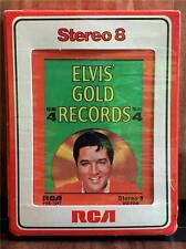 ELVIS PRESLEY GOLD RECORDS VOL. 4 RARE 8 TRACK TAPE TESTED LATE NITE BARGAIN