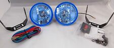 "4"" Hummer H2 H1 H3  L+R Fog Light Bumper HID Ready"