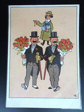 Ancienne carte postale Casterman Tintin TBE