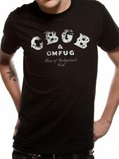 CBGB'S - DISTRESSED LOGO (UNISEX) - T-Shirt - L