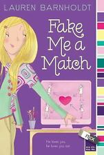 Fake Me a Match-ExLibrary
