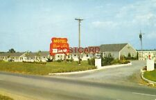BON AIR MOTEL on US Route 11 STEPHENS CITY, VA. Willis and Mildred Fisk - Owners