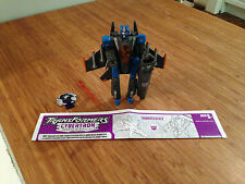 Transformers Cybertron Deluxe Decepticon Thundercracker (2005).