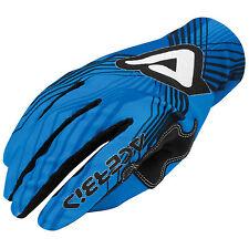 Acerbis MX-X3 Gloves Blue Adult XL X-Large YZF YZ WR WRF XC SX SXF EXC MXC NEW