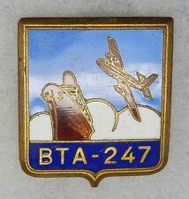 INSIGNE ARMEE DE L'AIR - Base de Transit Air 247 - MARSEILLE