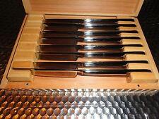 Zwilling® J.A. Henckels 8 Piece Stainless Steel Steak Knife Set
