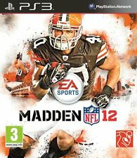 MADDEN NFL 12              *******     pour PS3