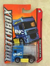 Matchbox - 2012 - #88 - Highway Series #8 of 10 - DAF XF95 Space Cab