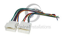 Car Radio Wiring Wire Harness for Aftermarket Stereo Installation WH-0012