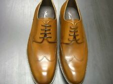 MENS SHOE, KENNETH COLE, OXFORD,BROWN TONE, LEATHER,11 MEDIUM