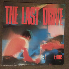 The Last Drive - Time  LP (Hitchhyke, 1989) *rare Garage Rock first press