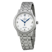 Montblanc Boheme Silver Dial Stainless Steel Ladies Watch 111056