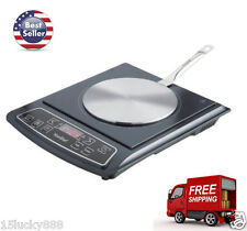 Induction Hob Heat Diffuser Plate Nuwave Stovetop for Cooking Pots Pans Cookware