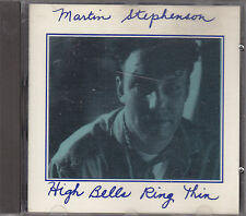 MARTIN STEPHENSON - high bells ring thin CD