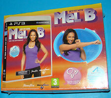 Get Fit with Mel B - Sony Playstation 3 PS3 - PAL