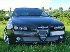 Bumper mesh for Alfa Romeo 159 Tuning Bottom Grille 2005 till 2011 Sportwagon