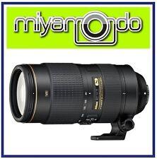 Nikon AF-S 80-400mm F4.5-5.6G ED VR Lens